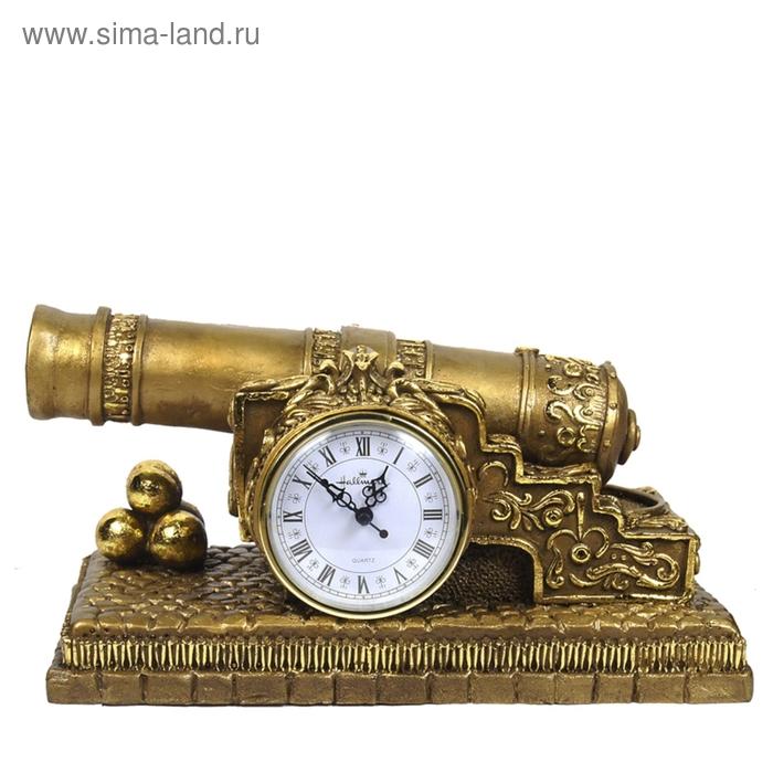 """Часы """"Царь-пушка"""""""