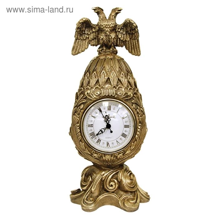 """Часы """"Державные"""" коллекция Фаберже"""