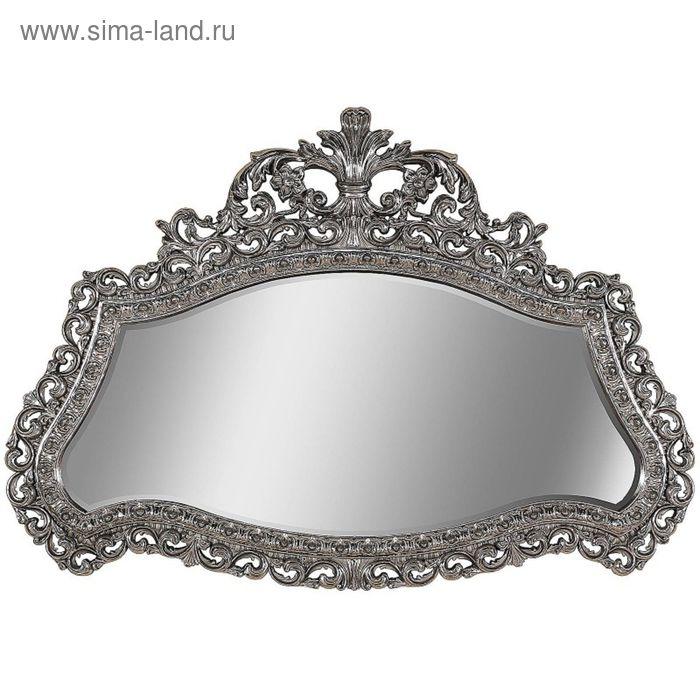 "Зеркало ""Версаль"" цвет ""Серебро"""