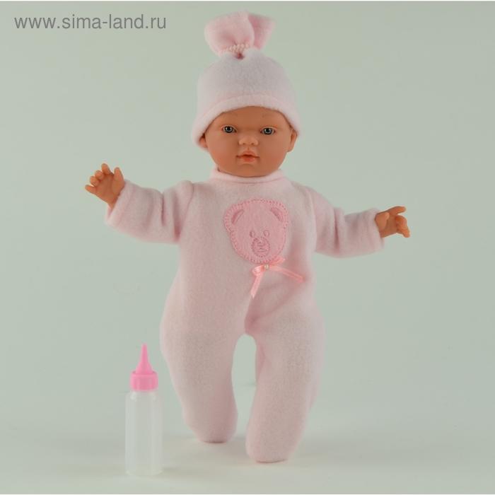 """Кукла """"Гугу"""" в розовом слипе"""