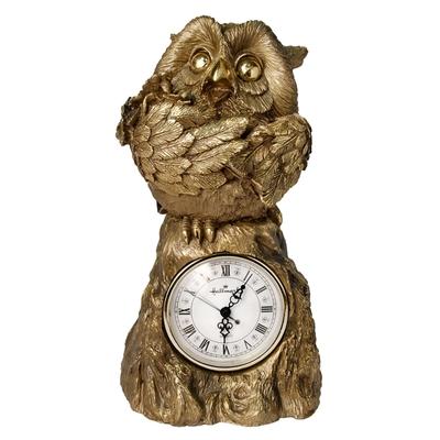 """Часы """"Влюблённая сова"""""""