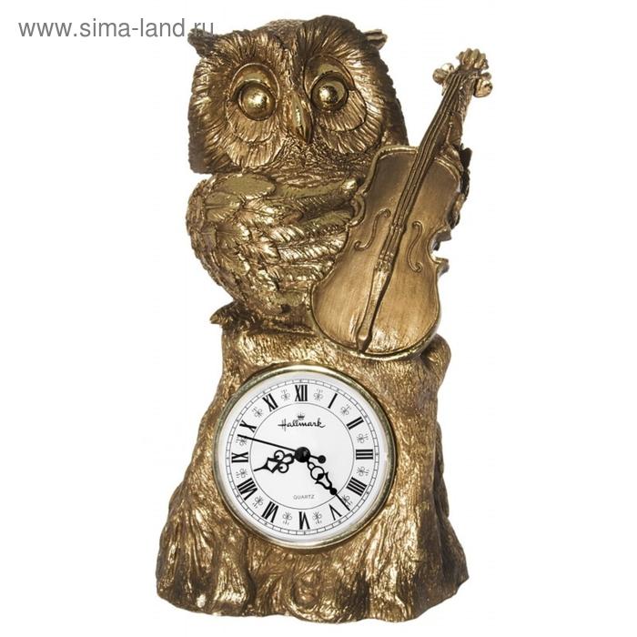 """Часы """"Весёлая сова"""""""