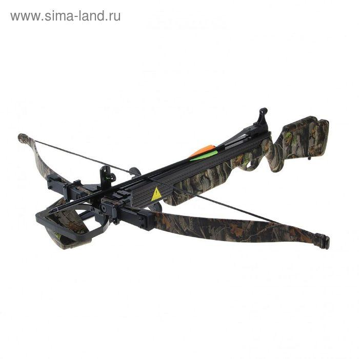 """Арбалет рекурсивный """"Рэйнджер"""" (""""Ланселот"""") (пистолетный приклад), 43кг"""