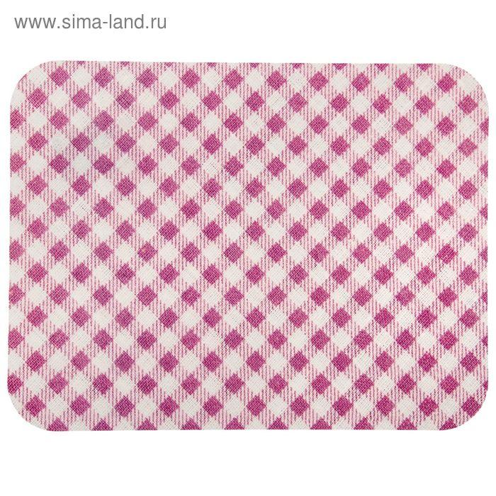 """Салфетка сервировочная """"Фиолетовая"""" ПВХ 26 х 33,5 см"""