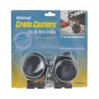 Колёса для клеток Midwest Universal Crate Caster универсальные, 2 шт
