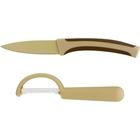 Набор ножей, CALVE, 2 предмета: нож для чистки 9 см, овощечистка