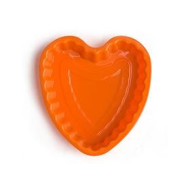 Форма для кекса CALVE, сердце, 21х20х4 см