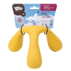Игрушка интерактивная для собак Zogoflex Air  Wox, 10x15x17 см, желтая