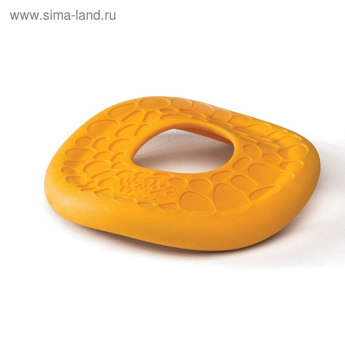 Фрисби для собак Zogoflex Air  Dash, диаметр 20 см, желтая
