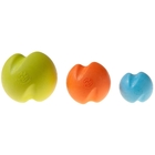Мяч для собак Zogoflex Jive L, 15 см, оранжевый