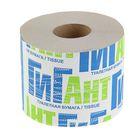 Туалетная бумага «Снежок Гигант», со втулкой, 1 слой