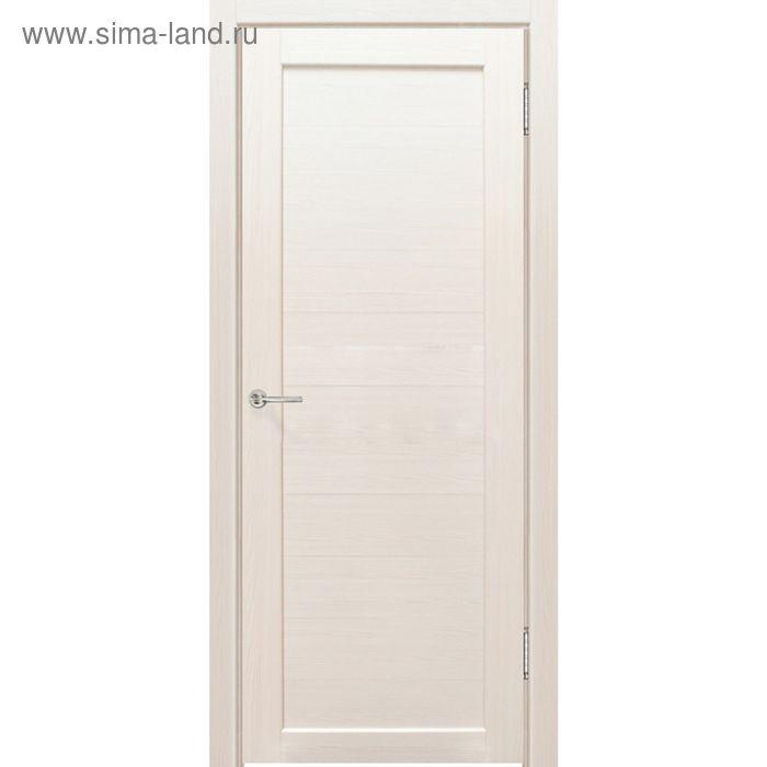 Дверное полотно Аврора Дуб перламутр 2000х800