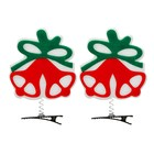"Carnival clip ""jingle Bells"", set of 2 PCs"
