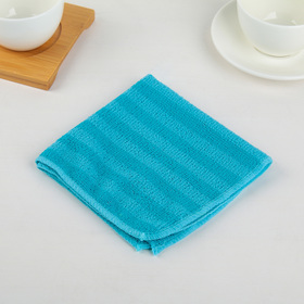 Салфетка для уборки 30×30 см, 160 г/м2 цвет МИКС