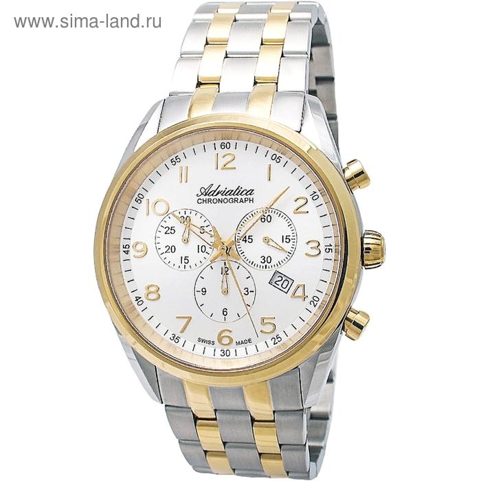 Часы наручные мужские Adriatica A8204.2123CH