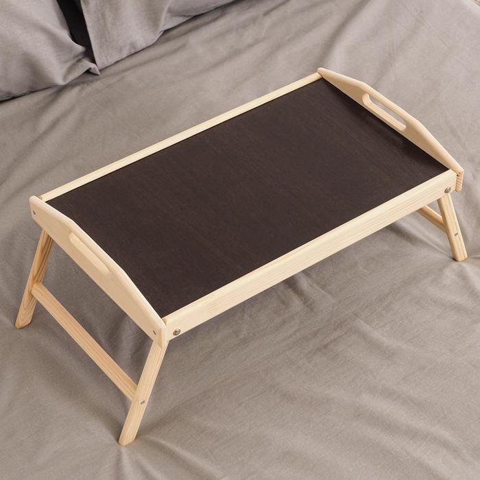 Столик-поднос с ручками 50х30см
