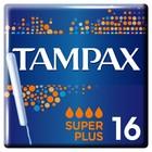 Тампоны «Tampax» Compak Super Plus, с аппликатором, 16 шт