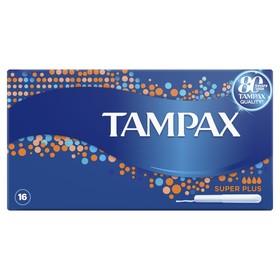 Тампоны «Tampax» Compak Super Plus, с аппликатором, 16 шт - фото 7443281