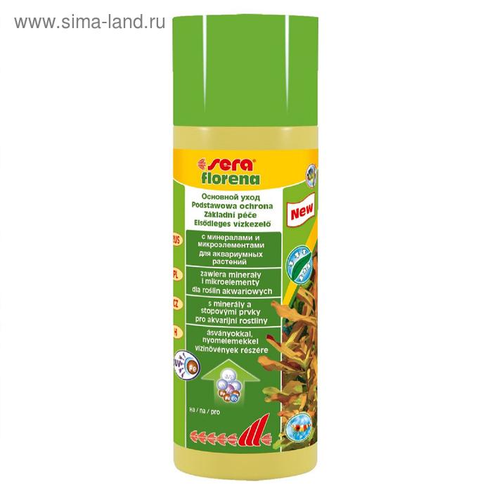 Удобрение для растений Sera Florena,  250 мл