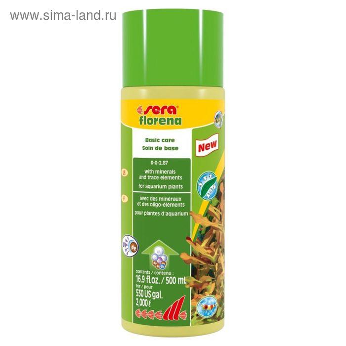 Удобрение для растений Sera Florena,  500 мл