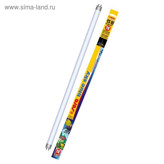 Лампа для аквариума Sera  Blue sky Royal, T8, 15 Вт, 45 см