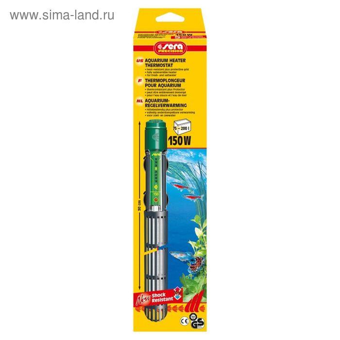Терморегулятор регулир. аквариумный SERA,  150 Вт