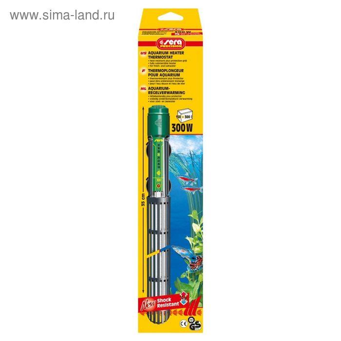 Терморегулятор регулир. аквариумный SERA,  300 Вт