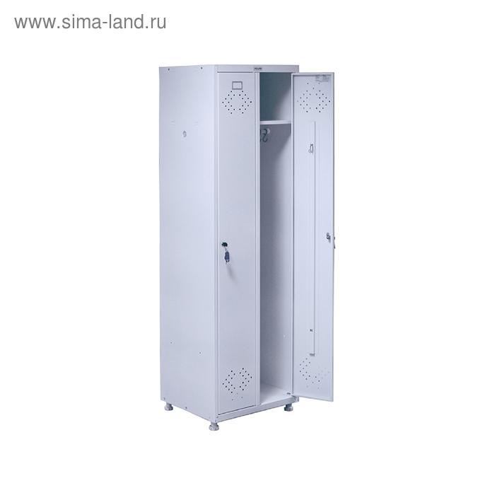 Шкаф медицинский двухстворчатый  MD 21-50
