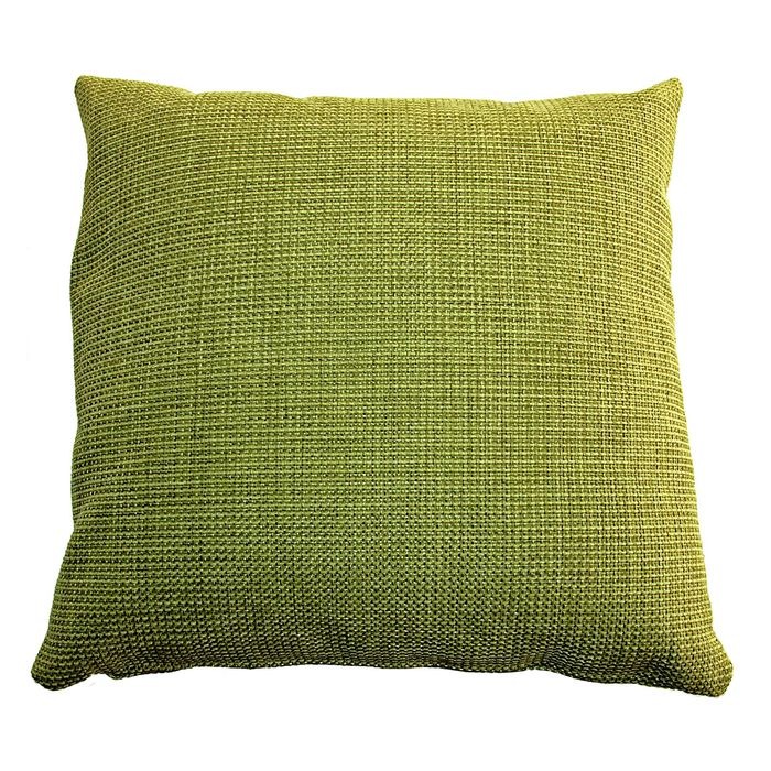 Подушка декоративная DALLAS, 40X40,  цвет зеленый