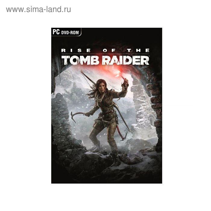 PC: Rise of the TOMB RAIDER DVD-Box