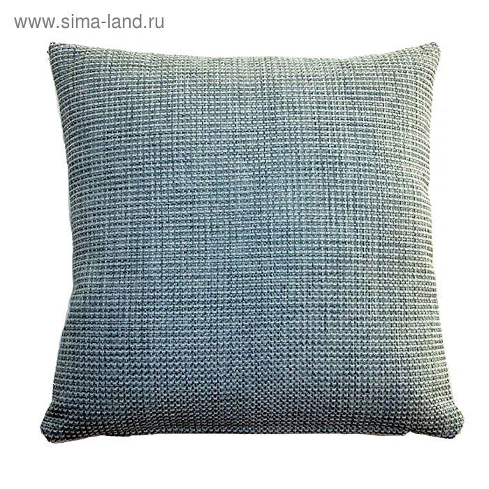 Подушка декоративная DALLAS, 50X50, бирюзовый