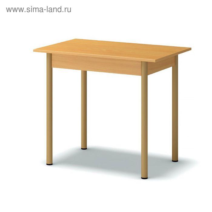 Стол обеденный 860х570х750 бук