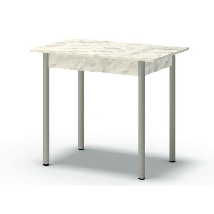 Стол обеденный 860х570х750 мрамор