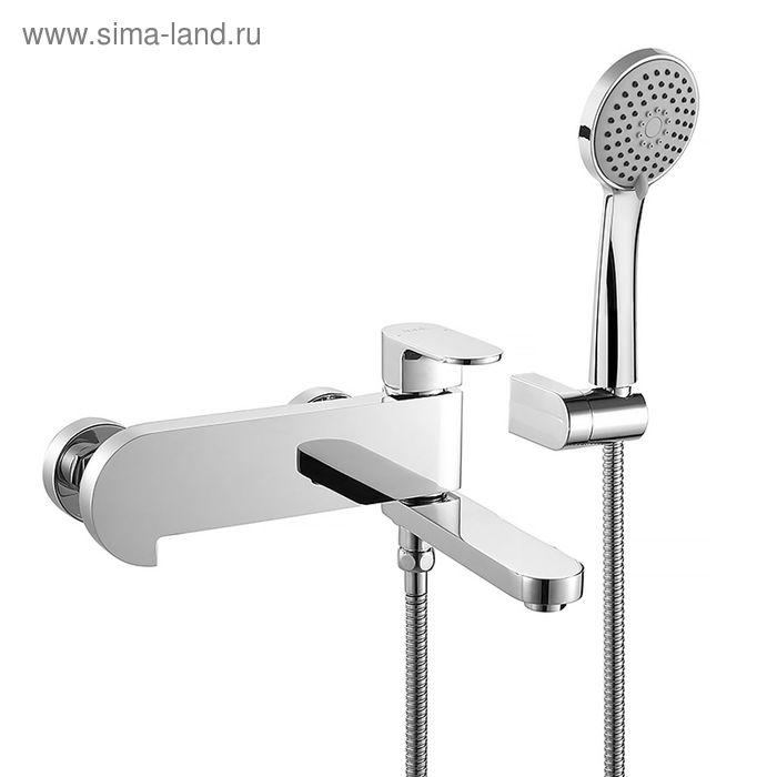 Смеситель для ванны IDDIS Mirro, MIRSB00I02