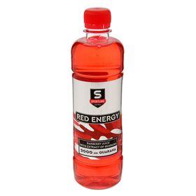 Напиток SportLine Red Energy, барбарис, 2000 мг + 500 мл
