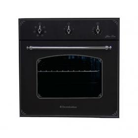 Духовой шкаф Electronicsdeluxe 6006.03 эшв- 011, черный матовый