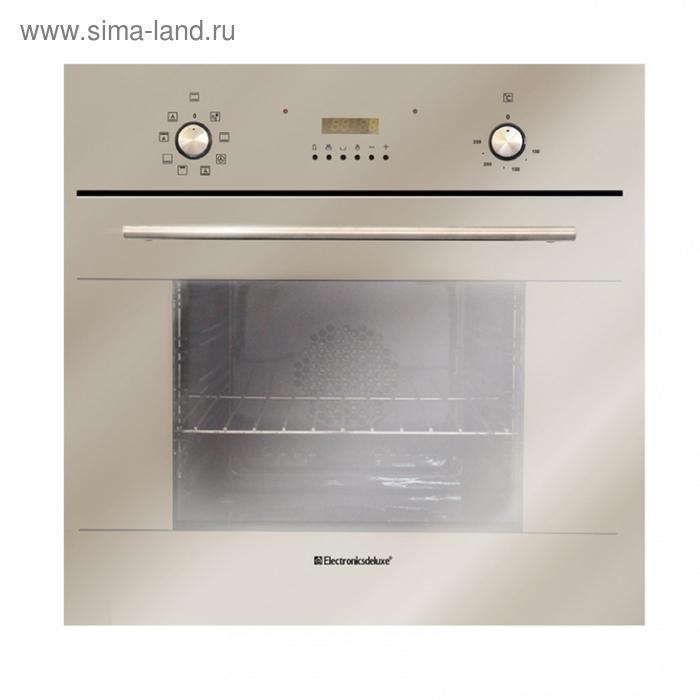 Духовой шкаф Electronicsdeluxe6009.02 эшв- 016, нержавейка
