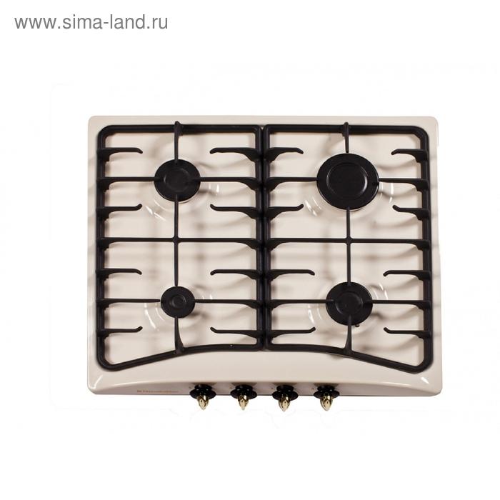Варочная поверхность Electronicsdeluxe 5840.00 гмв-001 ЧР, топленое молоко