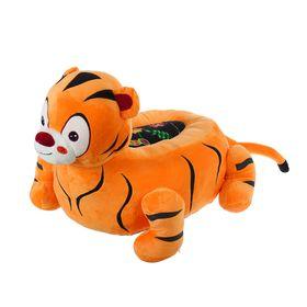 Мягкая игрушка-кресло 'Тигруля' Ош