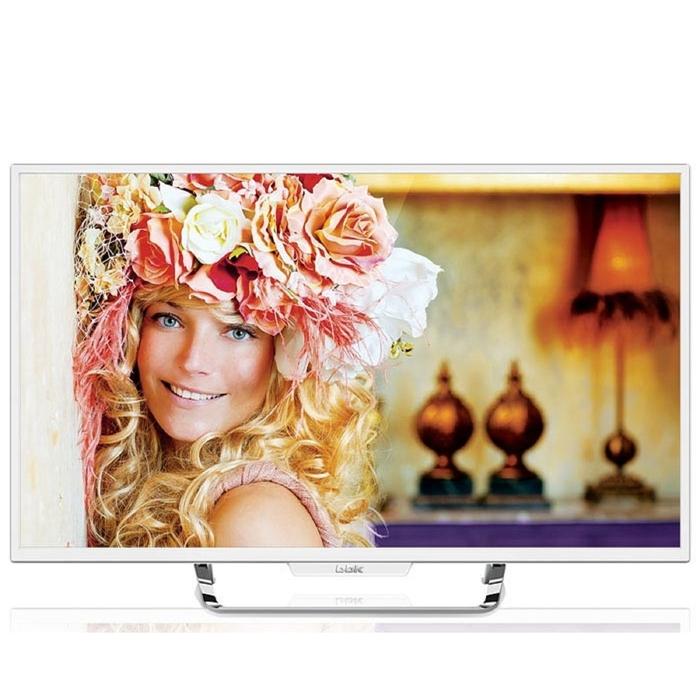 Телевизор BBK 32LEX-5035/T2C, LED, 32'', белый