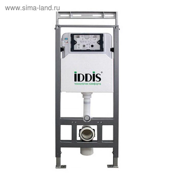 Инсталляция рамная для подвесного унитаза IDDIS Unifix, UNI0000i32, универсальная