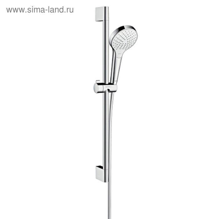 Душевой гарнитур Hansgrohe Croma Select S Vario со штангой 65 см