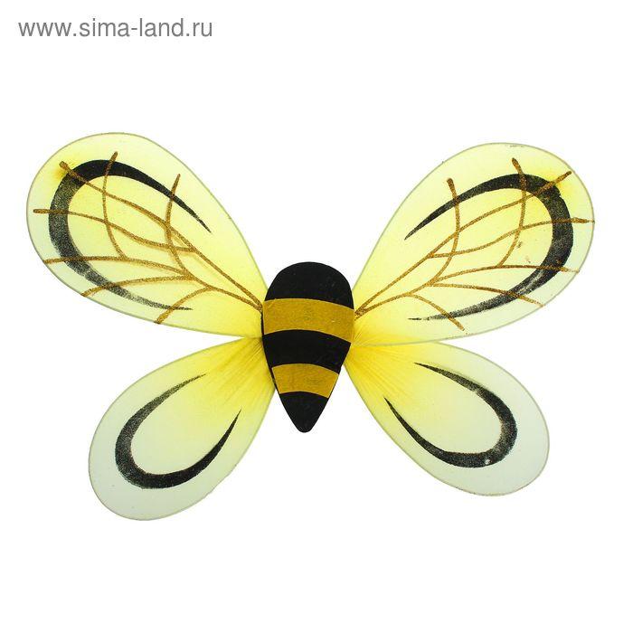 """Карнавальные крылья """"Пчелка"""""""