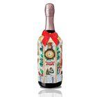 """Набор для украшения подарочной бутылки """"Волшебный Новый год"""", 21 х 29 см"""