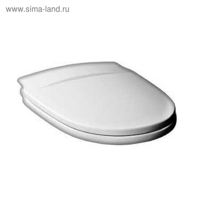 Сиденье Gustavsberg Nordic GB1919902055 из жесткого пластика, c функцией soft closing