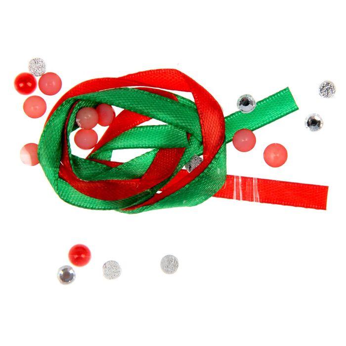 Бонбоньерка «С Новым годом!», набор для создания, 29,5 × 29,5 см