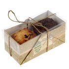 """Коробочка для кексов """"Время теплых объятий"""", 8 х 16 х 7,5 см"""