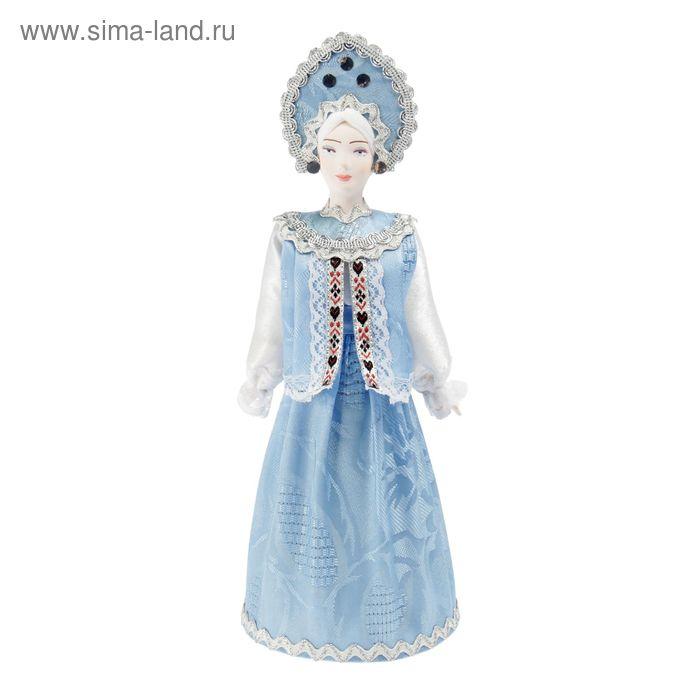 "Сувенирная кукла ""Снегурочка"""