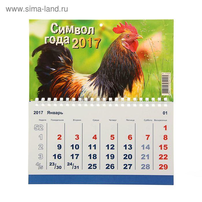 "Календарь моно ""Символ года"" 20х24 см"