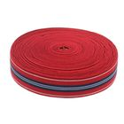 Резинка, ширина 35мм, 10±1м, цвет красно-синий